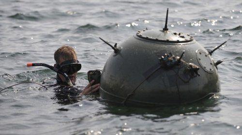 Ribarica Ulovila Minu Iz II Svjetskog Rata Dovukla Je U Pulu